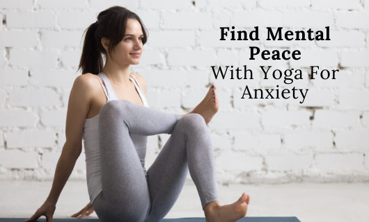 Relieve anxiety and stress
