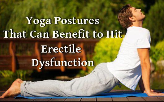 yoga for erectile dysfunction
