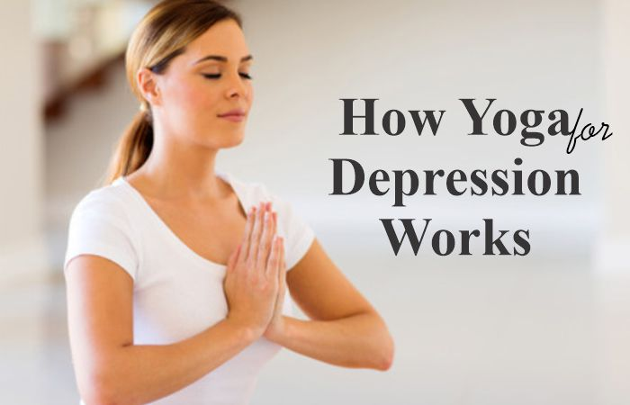 How yoga for depression works