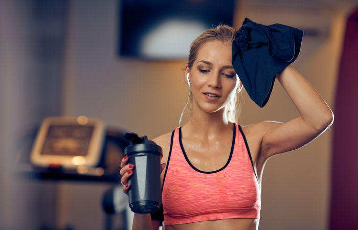 Sweat & Detoxification