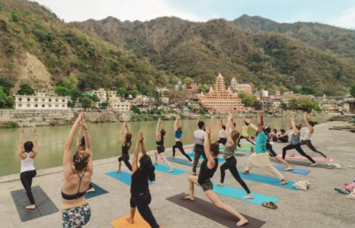 500 Hour Yoga Training